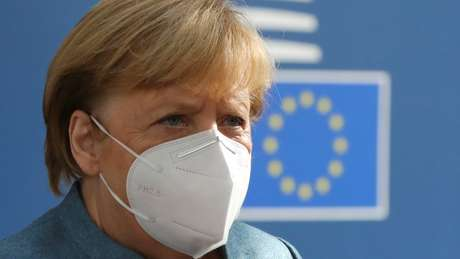 Condução da crise causada pela pandemia de covid-19 elevou popularidade da chanceler