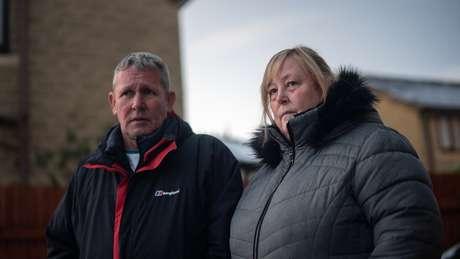 Karen e o marido, Mal