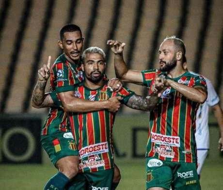 Lucas Almeida/Sampaio Corrêa