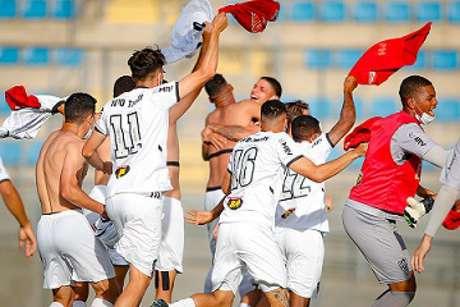 O Galinho tentará o primeiro título na competição de base-(Divulgação/Atlético-MG)