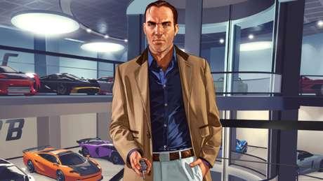 GTA 5 (Imagem: Divulgação/Rockstar Games)