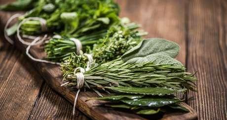 Muito mais do que tempero: Ervas também servem como remédios