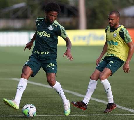 Palmeiras finaliza preparação para jogo contra o Corinthians (Foto: Divulgação/Palmeiras)