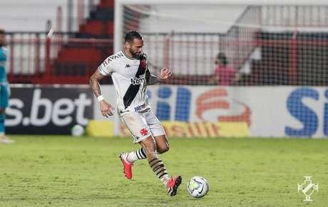 Vasco foi derrotado pelo Coritiba em São Januário (Foto: Rafael Ribeiro/Vasco)