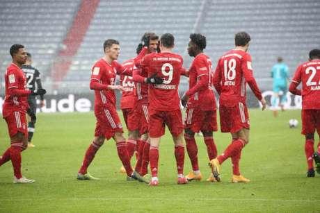 Bayern venceu o Freiburg em casa (Foto: Divulgação/Bayern)