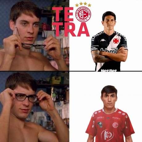 Meme publicado pelo 4 de Julho Esporte Clube (Reprodução/Instagram 4 de Julho)