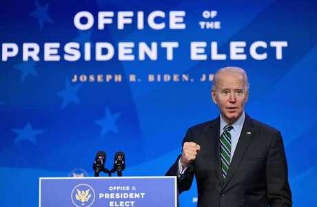 Joe Biden tomará posse no dia 20 de janeiro