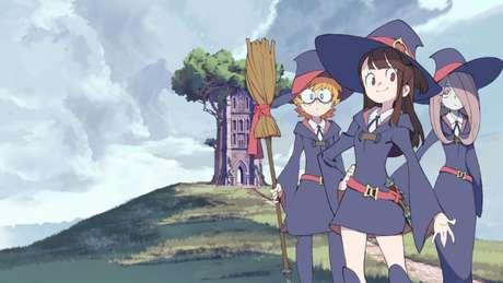 Little Witch Academia (Imagem: Divulgação / Netflix)