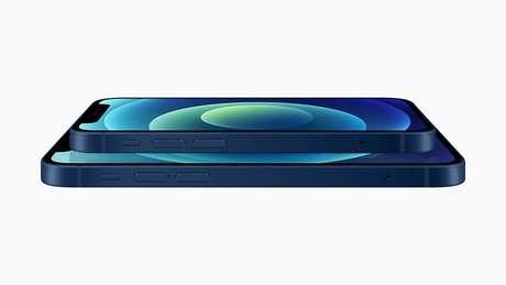 O iPhone 12 mini é o menor smartphone da Apple desde o finado iPhone 5S, de 2013
