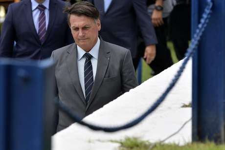 O presidente Jair Bolsonaro ficou mais de 24h sem postar mensagem nas redes sociais