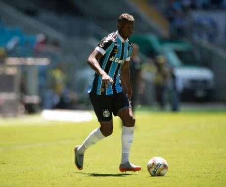 Orejuela estava quase vendido para o Grêmio e segundo o time gaúcho, a Raposa desistiu do negócio após a troca de documentos-(Divulgação/Lucas Uebel)