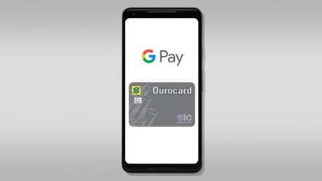 BB no Google Pay (Imagem: Divulgação/Banco do Brasil)