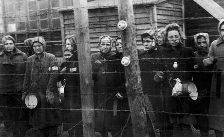 Libertação de prisioneiras de Ravensbrück, em 30 de março de 1945