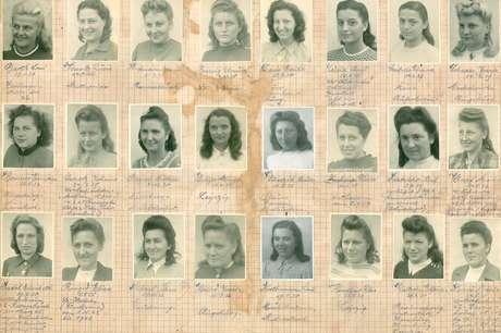 Apesar dos crimes horríveis, poucas das guardas foram condenadas após a guerra