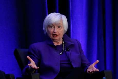 Janet Yellen, indicada pelo presidente eleito dos Estados Unidos Joe Biden para chefiar o Tesouro. 04/01/2019. REUTERS/Christopher Aluka Berry.