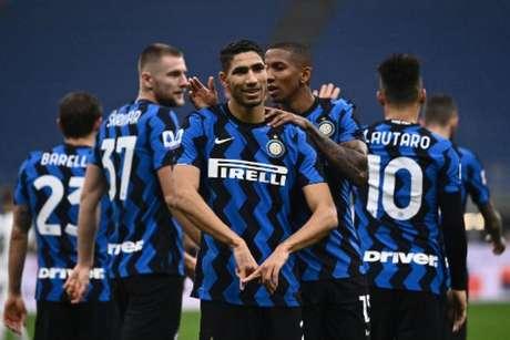 Inter de Milão não mudará seu nome (MARCO BERTORELLO / AFP)