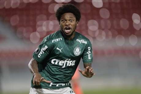 Luiz Adriano é o artilheiro do Palmeiras na temporada (Juan Ignacio RONCORONI / POOL / AFP)