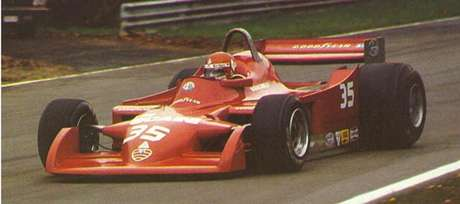 Modelo 177 marcou o retorno da Alfa Romeo à Fórmula 1 em 1979, e foi marcado por problemas mecânicos e de aerodinâmica.