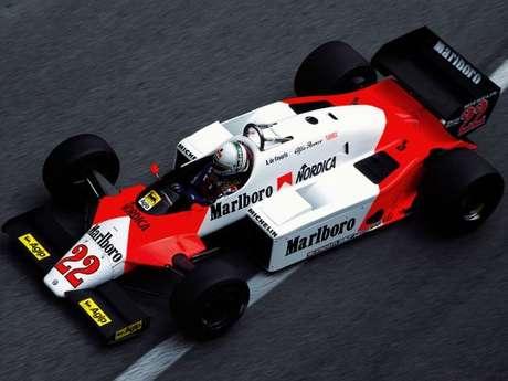 Melhor resultado da segunda passagem da Alfa pela Fórmula 1 foi um sexto lugar entre os construtores, em 1983.