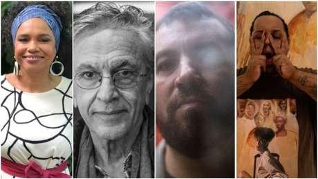 Teresa Cristina, Caetano Veloso, Kiko Dinucci e Jup do Bairros ganharam o APCA 2020