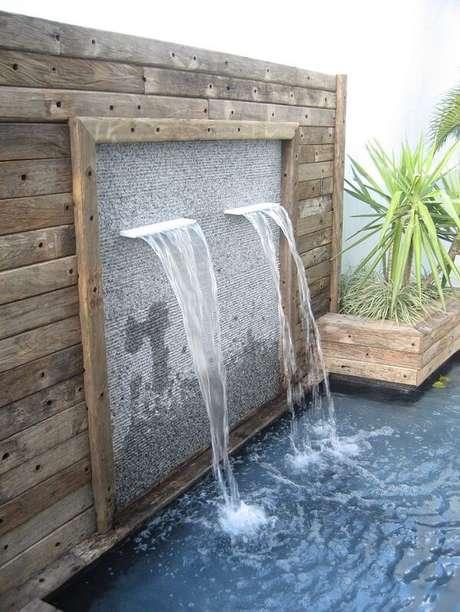 7- Avalie a quantidade de cascatas que será necessária no local. Fonte: Le Goulart Arquitetura