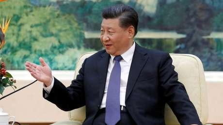 Presidente da China visitou o Brasil em 2019, quando ocorreu também a cúpula do BRICS