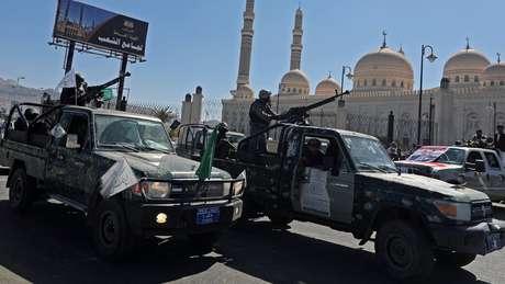 A maioria da população do Iêmen vive em áreas sob controle Houthi