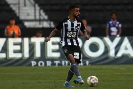 Botafogo de Caio Alexandre abriu o placar, mas tomou a virada dentro de casa (Foto: Vitor Silva)
