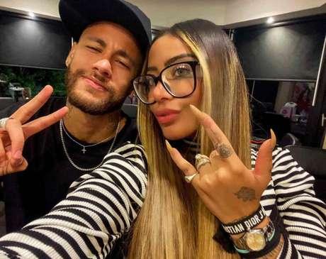 Neymar e Rafaella sempre promovem grandes festas de aniversário (Foto: Reprodução / Instagram Rafaella Santos)