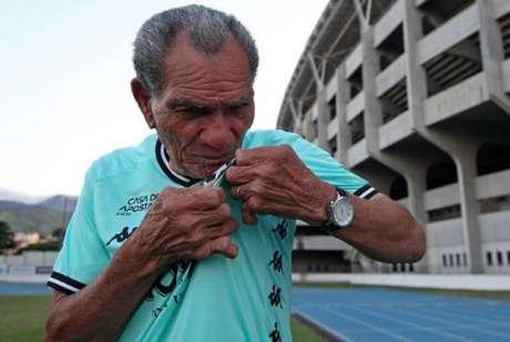Manga atuou no Alvinegro por 442 jogos (Vitor Silva / Botafogo)