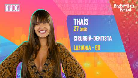 Thaís, cirurgiã-dentista, 27 anos