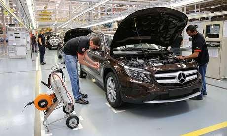 Enquanto a primeira geração do GLA foi produzida no Brasil, a segunda virá importada, e chegará em 2021.