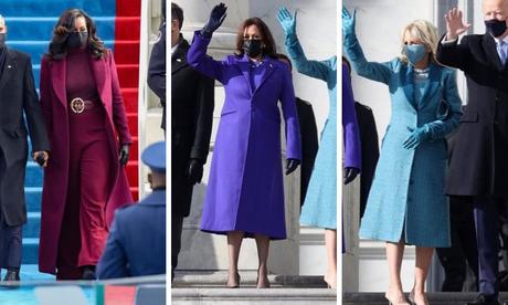 Michelle Obama, Kamala Harris e Jill Biden (Fotos: Reprodução/Instagram)