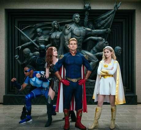 The Boys terá orgia polêmica de super-heróis na 3ª temporada