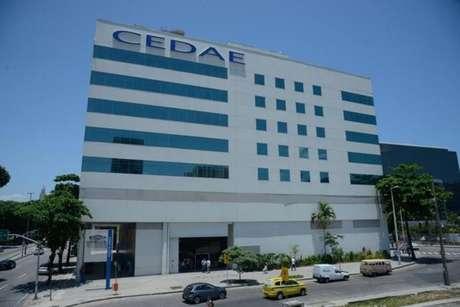 Sede da Cedae, companhia de saneamento fluminense