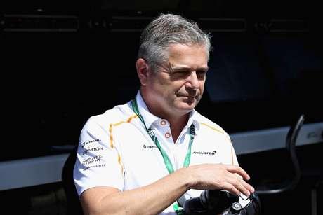 Gil de Ferran é o novo diretor esportivo da McLaren