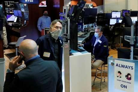 Bolsa de valores de NY  27/5/2020 REUTERS/Lucas Jackson