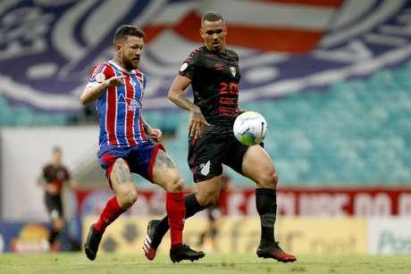 Bahia vence por 1 a 0 com melhora defensiva da equipe (Foto: Divulgação/Bahia)