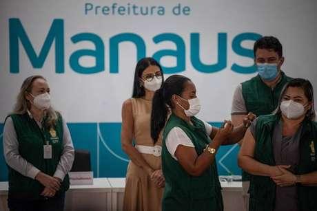 Manaus é um dos epicentros da pandemia no Brasil