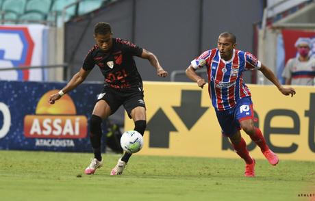 Para Autuori, faltou criatividade no ataque para o Athletico (Foto: Divulgação/Athletico)