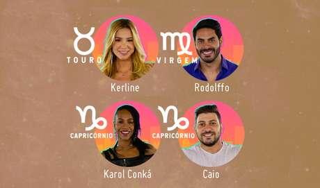Fotos: Reprodução/Rede Globo |