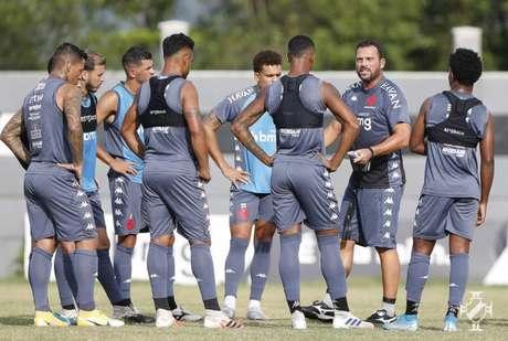 Vasco tenta voltar a vencer depois de duas derrotas seguidas (Foto: Rafael Ribeiro/Vasco)
