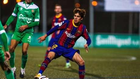 Barcelona passou pelo Cornella na última fase (Divulgação/Barcelona)