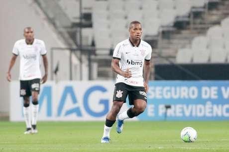 Xavier realizou o sonho do avô ao jogar com a camisa do Corinthians (Foto: Rodrigo Coca/Ag. Corinthians)