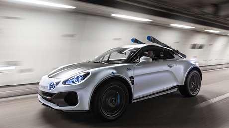 Alpine A110 SportsX: atual geração será substituída por um carro elétrico desenvolvido com a Lotus.