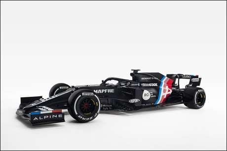 Alpine terá Alonso e OIcon como pilotos e Brivio como chefe de equipe na Fórmula 1.