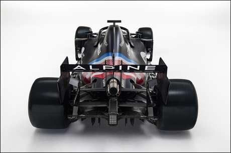 Alpine: motor Renault E-Tech e estratégia de usar a Fórmula 1 para crescer no mercado global.
