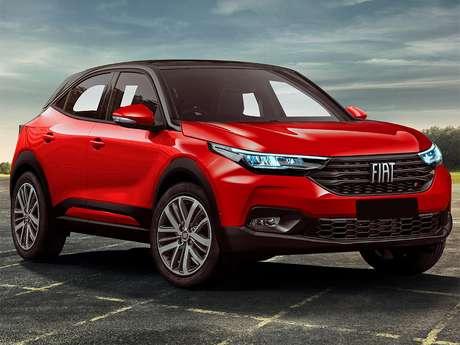 Projeto 363, o SUV baseado no Argo: aumento da cobertura da Fiat no mercado.