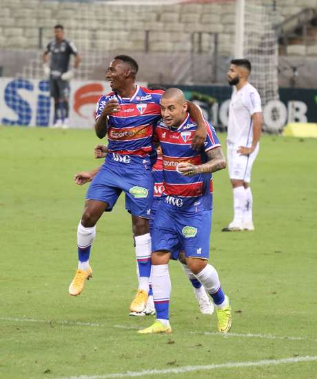 Reservas do Santos jogam mal e perdem do Fortaleza por 2 a 0