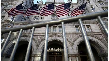 Trump International Hotel em Washington